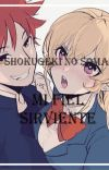 shokugeki no soma: mi fiel sirviente cover
