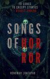 Songs Of Horror cover