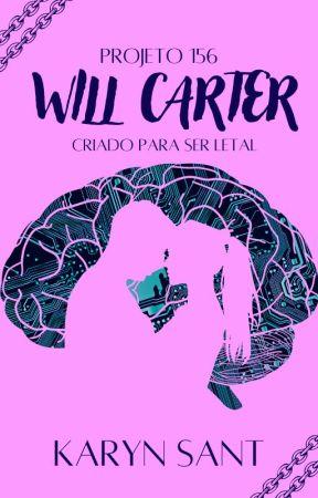 Projeto 156: Will Carter (EM REVISÃO) by KarynSaNt