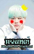 Hyung! déjeme ser el activo!! (yoonmin) by Ai-am-love