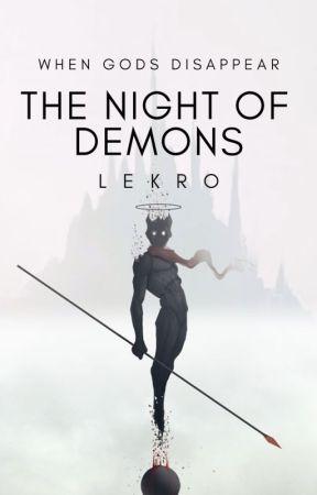 The Night of Demons ✔ by lekro01