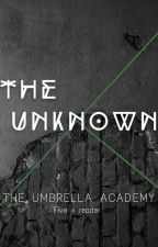 The Powerful Unknown (Number 5 x reader)  by DracoIsAFerret