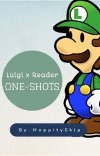 Luigi X Reader - Random short Stories by SkipperandSkye