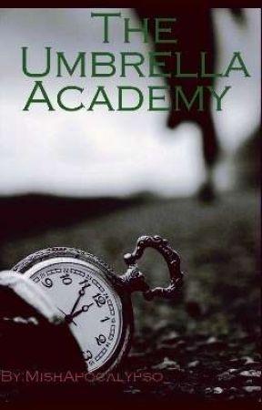 The Umbrella Academy (Pause) by Misha_Kookie7