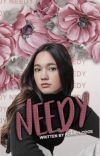 NEEDY    (young face claims.) cover