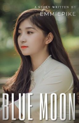Blue Moon (Colors of the Moon #1)