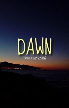 Dawn: Daily dose of sunshine by Deepan2486