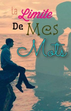 La Limite de mes Mots  by sasa411