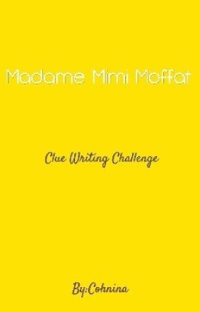 Madame Mimi Moffat by Cohnina