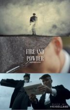 FIRE AND POWDER | Thomas Shelby [3] by bonniegcld