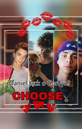 Choose  Why Don't We   Daniel,Jack,Corbyn  (Completa) by imcate
