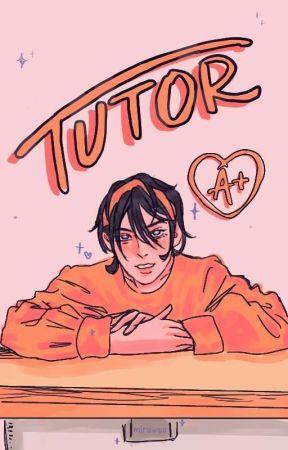 tutor ♤ narancia ghirga x reader by miruwuu