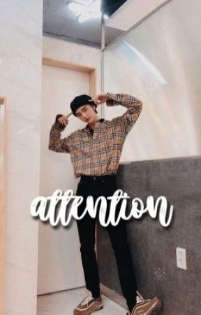 attention | hyunin by kittieyongz