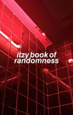 ITZY BOOK OF RANDOMNESS by wonasian
