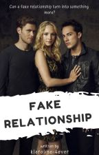 Fake relationship by klaroline-4ever
