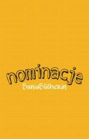 nominacje   SuniaSlitherin 🍟 by jemzyk