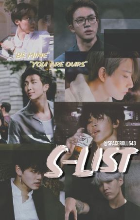 S-LIST | BTS 18+ by spaceroll643