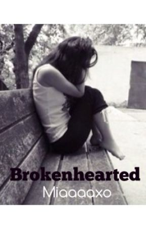 Brokenhearted by stfumimi