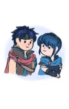 a prince and his knight (ike/marth) by nintastical