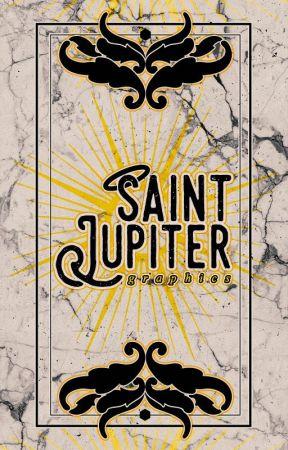 Saint Jupiter Graphic Book by Saintjupiter