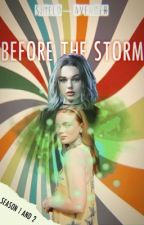 Before the Storm ☂ The Hargreeves  #wattys2019 by SHIELD-Avenger