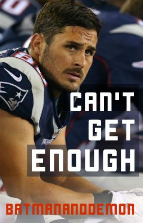 Can't Get Enough | Danny Amendola by Batmananddemon