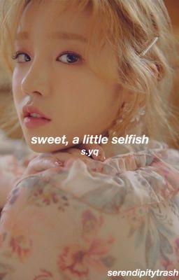 sweet, a little selfish | yuqi (x minnie)