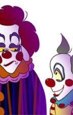 Killer Klowns x Male Reader by GooshGooshMan
