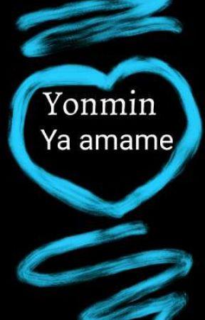 ya amame (Yonmin) by fundashi45454