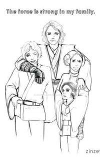 The Jedi's Change. cover