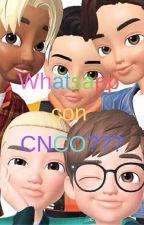 Whatsapp con CNCO??? ✉♡ by memoria_de_Dory