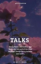 Talks (mainly Marvel ) by winter_ginger_