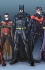 Bat family/dc rp  by imammafighter