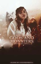 GODS AND MONSTERS ↝  P. LAHOTE by justanillusion