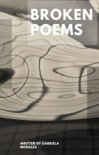 Broken Poems by GabrielaMoralesRodrg