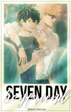 Seven day Boyfriend || Katsudeku by KiRafunE
