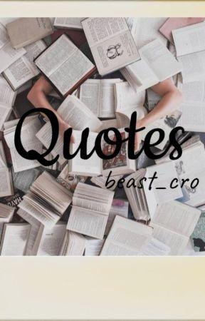 Quotes // Citati by beast_cro