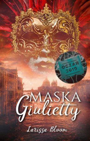 Maska Giulietty by LarissaBloom