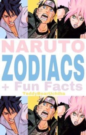 [NEW] Naruto Zodiacs and Fun Facts by TeddyBearUchiha