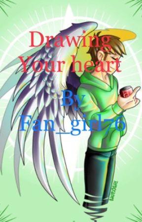 Drawing your heart (Edd X artist reader) by Fan_girl76
