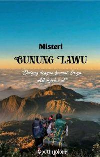 Misteri Gunung Lawu [SELESAI]✔ cover