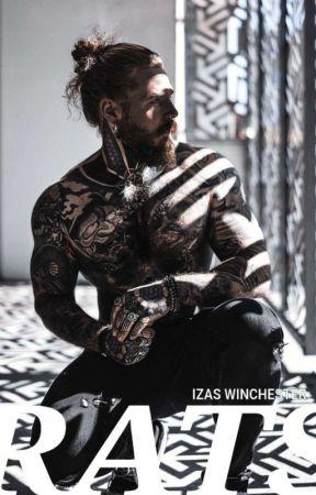 RATS  by izaswinchester