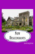 New Descendants // 5SOS by xstrayme