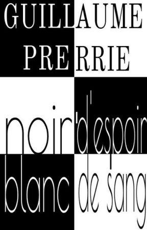 noir d'espoir, blanc de sang (G. Prerrie) by DelEauquipique