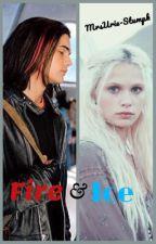 Fire & Ice by MrsUrie-Stumph