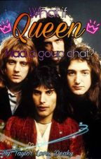 What if Queen had a group chat? by Cheese_On_Badger