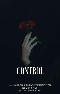 control: UMBRELLA ACADEMY (number five) cover