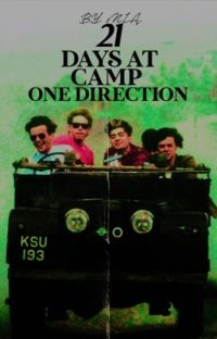 21 Days At Camp One Direction (Book One: 21 Days series) cover