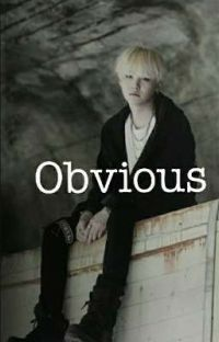 Obvious | [BTS Suga x Reader] cover