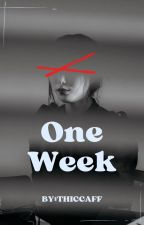 One Week// Mace Coronel by thiccaff